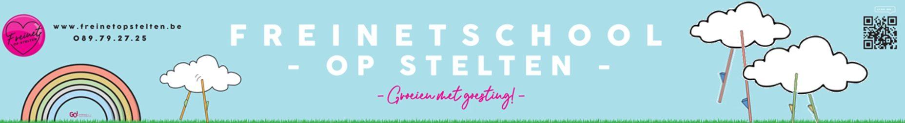 GO! BS FREINETSCHOOL Op Stelten!